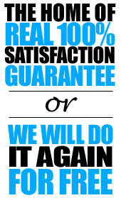 AmeriServe is home of Allentown Plumber 100% satisfaction guarantee