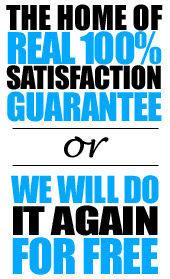AmeriServe is home of Allentown Plumber 100% satisfaction guarantee