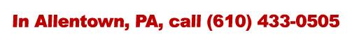 Allentown Plumber Contact Number