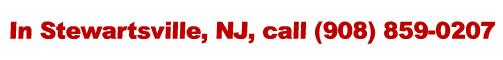 Stewartsville, NJ Plumber Contact Number